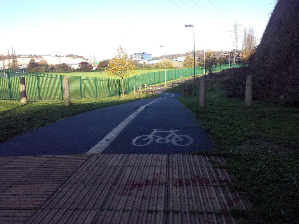 Urban Cycle Path