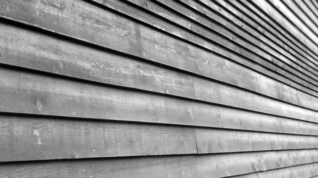 Wood slatted patterns