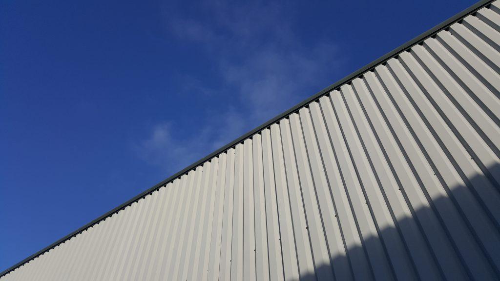 Industrial building detail