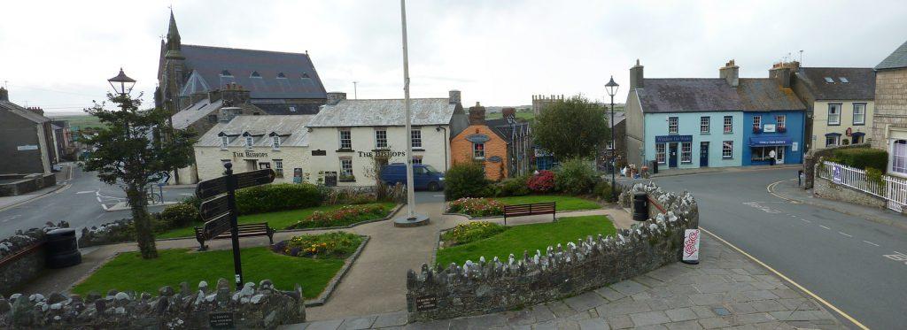 St Davids City, Wales