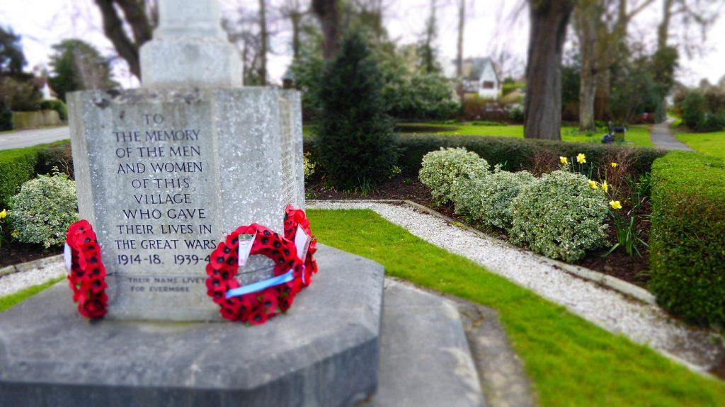 village war memorial