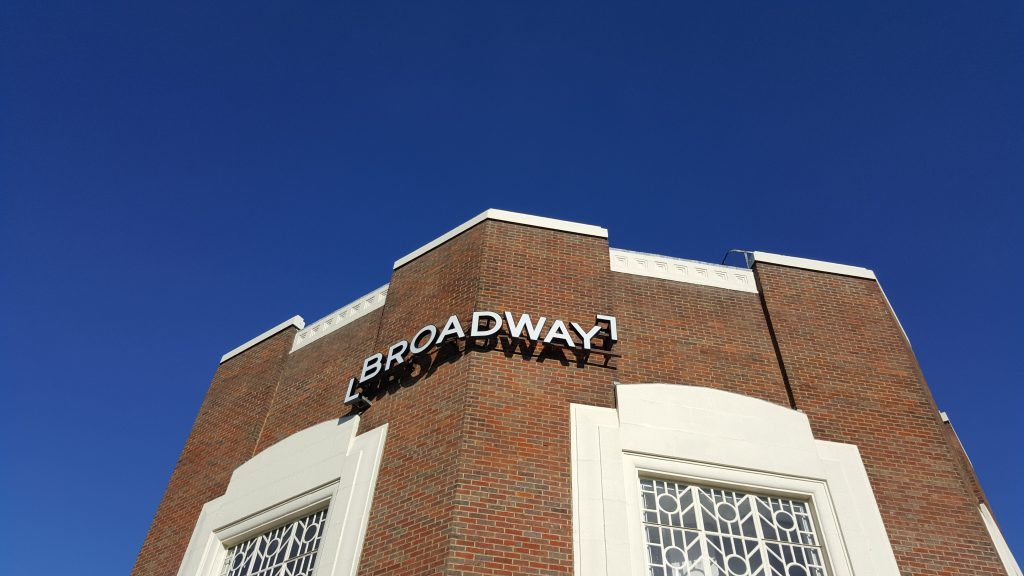 Broadway Cinema and theatre upper features